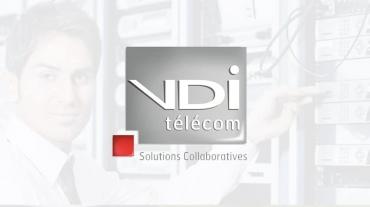 Site web entreprise telecom